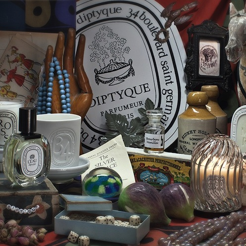 Shopping in Notting Hill - Diptyque