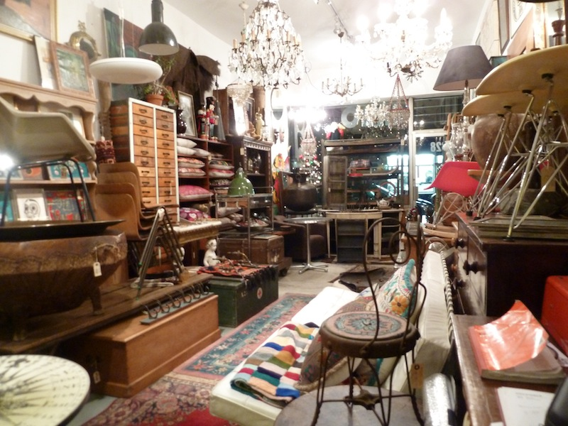 Shopping in Notting Hill - Erno Deco