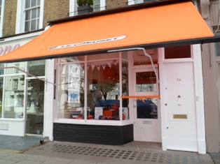 Shopping in Notting Hill - Le Creuset, Ledbury Road