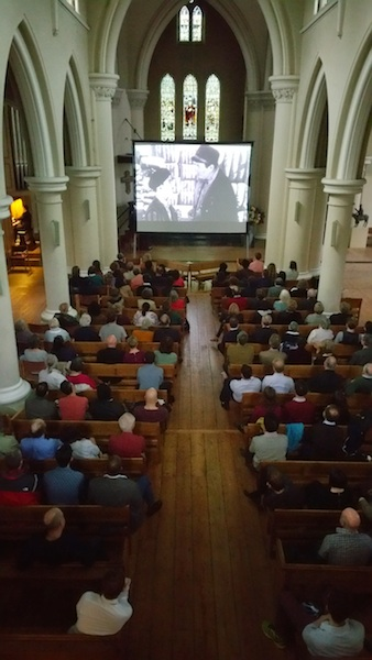 Events in Notting Hill - Silent Film at St John's Notting Hill