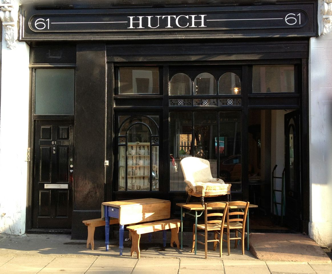 New Furniture And Interiors Store Hutch Open On Golborne