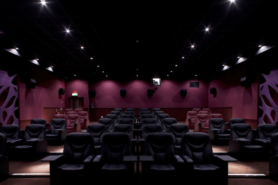 Cinemas in Notting Hill - Odeon Whiteleys The Lounge