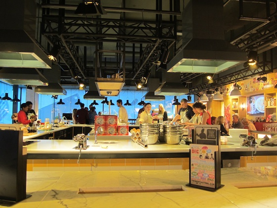 Cookery Lesson, Recipease