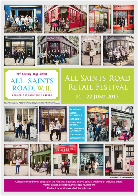 All Saints Road Summer Solstice Festival