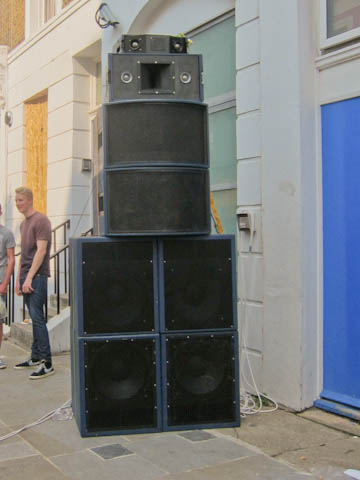 Because one speaker just won't do