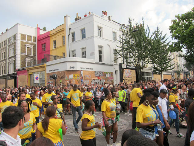 Notting Hill Carnival 2013