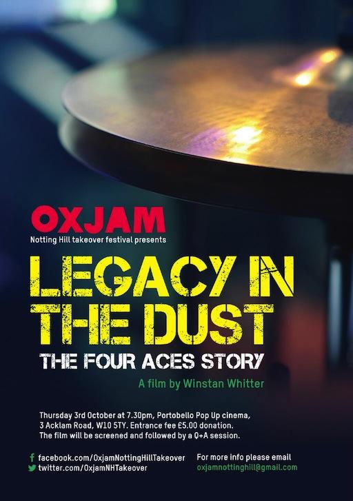 Oxjam Notting Hill Film Screening