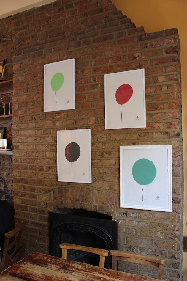 IMPREINT's Balloons in Notting Hill