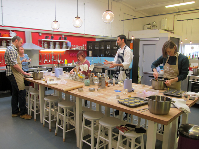 Madame Gautier Cookery School