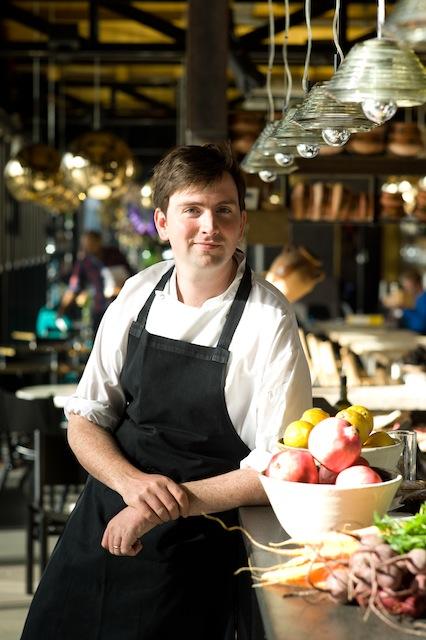 Stevie Parle - Dock Kitchen