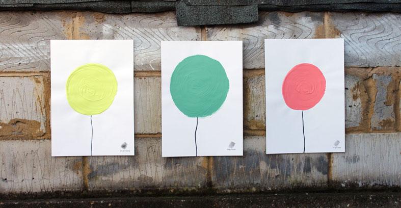 IMPREINT Balloons