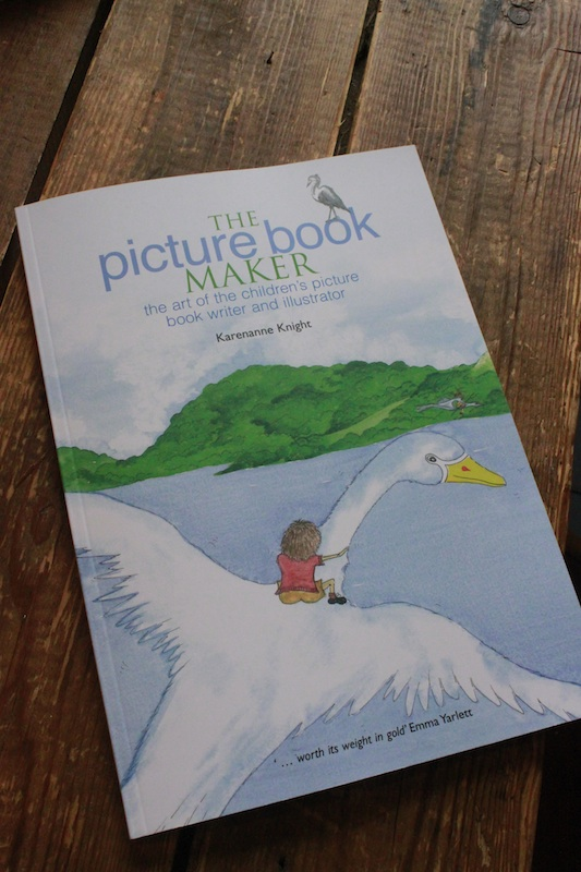 Book and Kitchen - Children's Book Masterclass