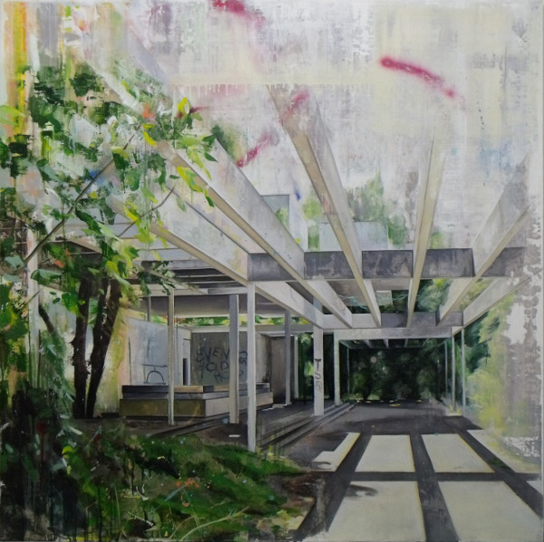Lacey Contemporary - Ross M. Brown