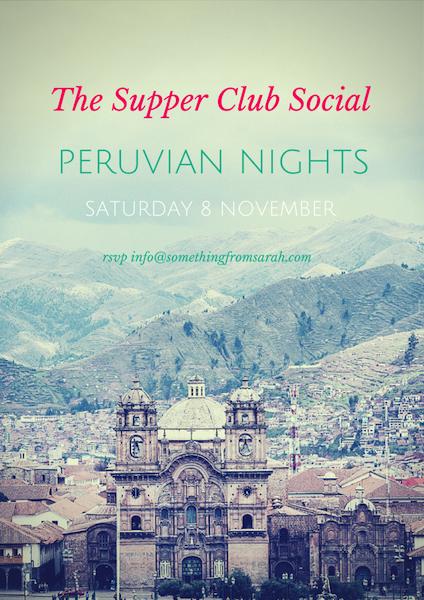 Peruvian Nights Supper Club