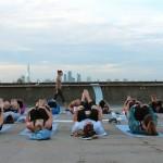 Secret Yoga Club in Notting Hill