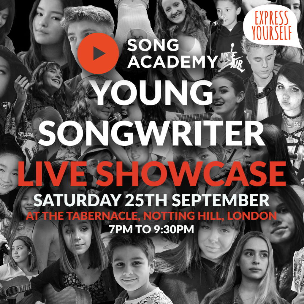 Song Academy Young Songwriter