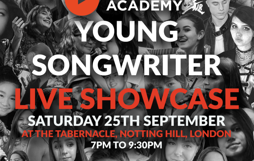 Young Songwriter Live Showcase